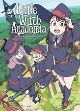 Little Witch Academia Chronicle / TV Animation Fan Book / from Japan
