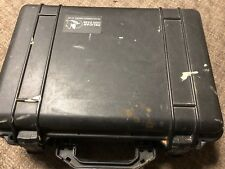 Pelican 1500 Hard Case w/ Foam Black For Gopro Hero6 Sony Panasonic Pelco Camera