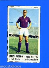 CORRIERE DEI PICCOLI 1966-67 - Figurina-Sticker - LENZI - FIORENTINA -New