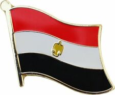 Egypt Country Flag Bike Motorcycle Hat Cap lapel Pin