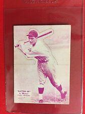 """1934 BATTER-UP #17 LLOYD WANER NM """"LITTLE POISON"""" RC"""