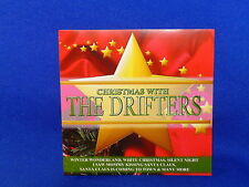 CHRISTMAS WITH THE DRIFTERS - RARE AUSTRALIAN CD NM