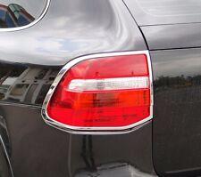 IDFR Porsche Cayenne 2006-2010 chrome tail lamp frame, rear lamp bezel