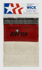 AW-11P *AMERICAN WICK* Kerosene Heater Wick w/ Pins Kero-Sun Omni Kogy Toyostove