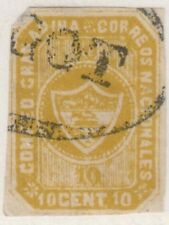 Colombia,Scott#4a,10c,used,Scott=$80
