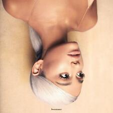 Ariana Grande Sweetener CD and DVD Japan Limited Edition