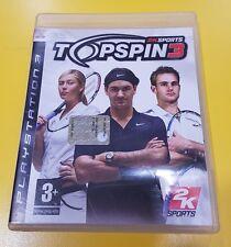 Top Spin 3 GIOCO PS3 VERSIONE ITALIANA