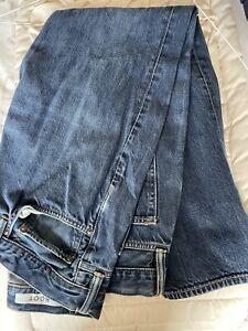 """Gap Boot Fit Jeans - Light indigo Size 36"""" waist 30""""leg"""