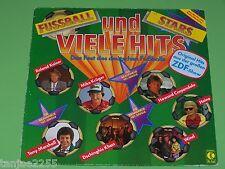 Fussball Stars und viele Hits ZDF Show V.A.Mike Krüger Wind Roland Kaiser... LP
