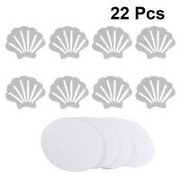 22PCS Anti Rutsch Sticker für Badewanne Dusche Bad Antirutschmatte Pad Aufkleber