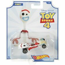Toy Story 4 Hot Wheels Forky Vehicle NEW