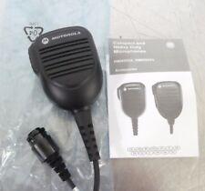 LR Motorola Compact Mobile Radio Microphone RMN5052A