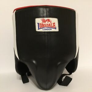 SizeXL Lonsdale Traditional Super Pro Groin Guard Boxing Sparring Training Adult