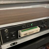 Vintage Panasonic Model RS-806US 8 Track Recorder & Player - Working See Desc