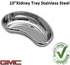 """Professional Surgical KIDNEY TRAY DISH BASIN Stainless Steel - 10"""" KIDNEY TRAY"""