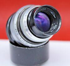 Lens PO3-3M 2/50 35mm camera m42 Custom itsvintagetime Lomo lens KMZ Vintage OKS