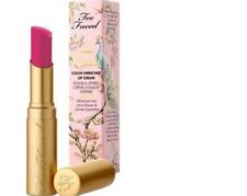 Too Faced La Creme Color Drenched Lipstick Moisture Rich MEAN GIRLS .11 oz NIB