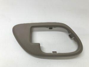 for Chevrolet Suburban 1995 Drivers Left Side Back Door Panel Handle Trim Cover