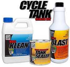 CYCLE TANK SEALER KIT - KBS COATINGS - 5 GALLON TANK - GAS TANK SEALER