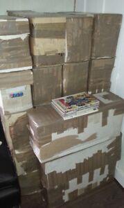 100 x Mixed Marvel DC Indie Comics Box Wholesale Bulk.