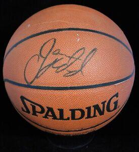 Jason Kidd Signed Spalding Indoor/Outdoor NBA Basketball JSA Authenticated