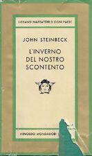 STEINBECK John - L'inverno del nostro scontento
