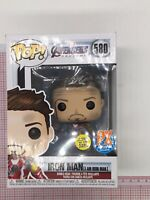 Funko Pop!Marvel Final: I am Iron Man PX exclusive #580 AUTHENTIC G02