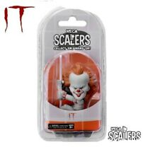 NECA Scalers IT The Movie Pennywise Figure Brand New