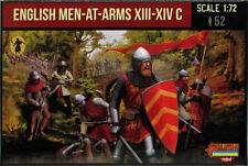 Strelets - English men-at-arms XIII-XIV C - 1:72