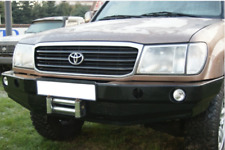 TOYOTA LAND CRUISER 100 FRONT STEEL BUMPER WINCH OFF -ROAD