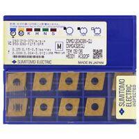 Sumitomo  CNMG431ESU AC630M  CNMG120404N-SU AC630M CNC Carbide Inserts 10PCS