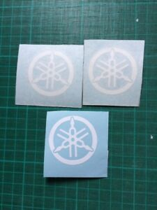50mm X3 Tank Fairing Yamaha  Decals Sticker FREE POST