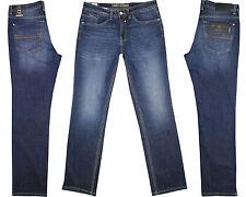 ORIGINAL !  Carlo Colucci Herren STRETCH Jeans Hose ENRICO  Blue Stone