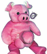 """PEPE THE PIG"" stuffed animal from the Weenies Erection Collection NEW!"