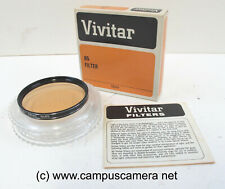 Vivitar 58mm 85 Color Conversion Filter / Warming Color Conversion Filter Japan