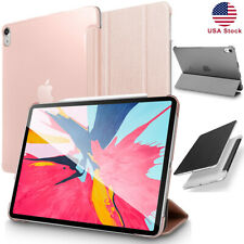 """For iPad Pro 11""""/12.9"""" 2020/2018 iPad 10.2"""" 2019 Leather Case Flip Stand Cover"""