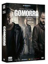 GOMORRA - STAGIONE 02  4 DVD  COFANETTO  SERIE-TV