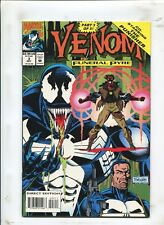 Venom: Funeral Pyre #3 - Costarring The Punisher! - (9.2) 1993