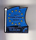 RARE PINS PIN'S .. PTT LA POSTE FRANCE TELECOM 64 EME FOIRE EXPO NIORT 79 ~BW