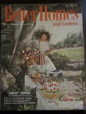 Better Homes & Garden Magazine June 1958 (G) (H)