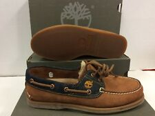 Timberland Classic Boat 2-Eye Mens Sneakers Shoes A1JZN, Size UK 7 / EUR 41