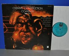 Creative Construction Company CCC Vol.II MR 5097 Anthony Braxton Vinyl LP VG++ !