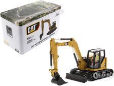 CAT CATERPILLAR 309 CR MINI HYDRAULIC EXCAVATOR 1/50 BY DIECAST MASTERS 85592
