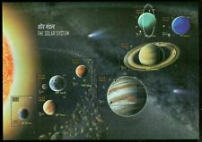 2018 Indian Stamp - The Solar System - ₹40.00 Miniature Sheet