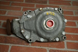 2009-2011 BMW 328I XDRIVE E92 COUPE 3.0L AWD FRONT DIFFERENTIAL CARRIER OEM*