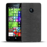 Schutz Hülle für Microsoft Lumia 530 Silikon Case Handy Tasche Cover Bumper