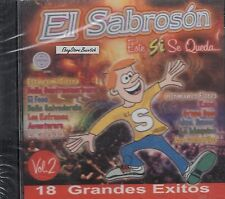 Grupo Rana Grupo Lora El Sabroson Vol 2 Este Si Se Queda CD New Sealed