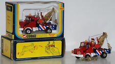 Corgi Major 1144 Berliet Wrecker Truck Coche Colección