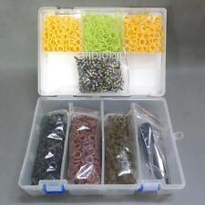200pcs/Box Universal-Type Fuel Injector Filter Repair Service Kits Brand New