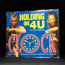 Horloge - Holding Sur 4 U - cd de musique EP